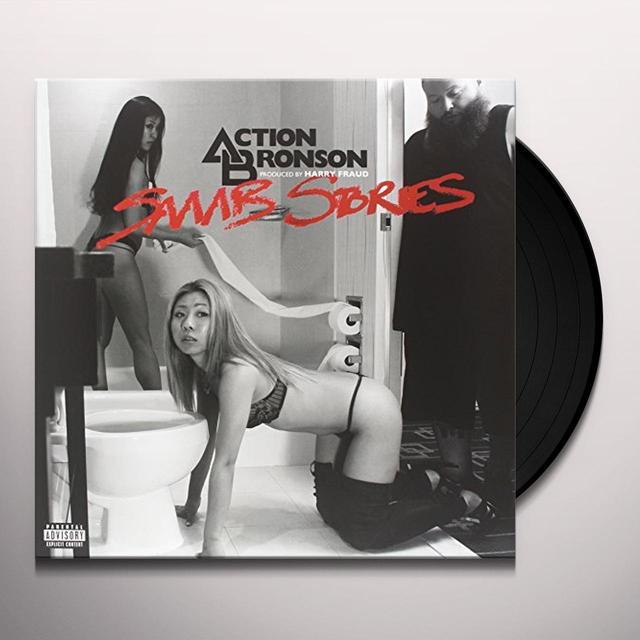 Action Bronson SAAAB STORIES Vinyl Record - Digital Download Included