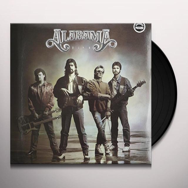 Alabama LIVE (EMBOSSED) Vinyl Record