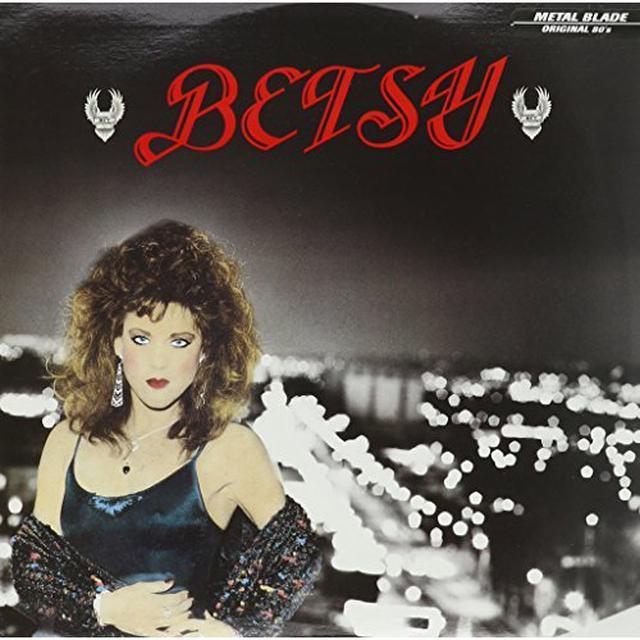 BETSY BITCH BETSY Vinyl Record