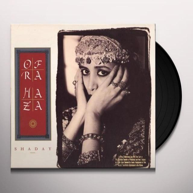 Ofra Haza SHADY Vinyl Record