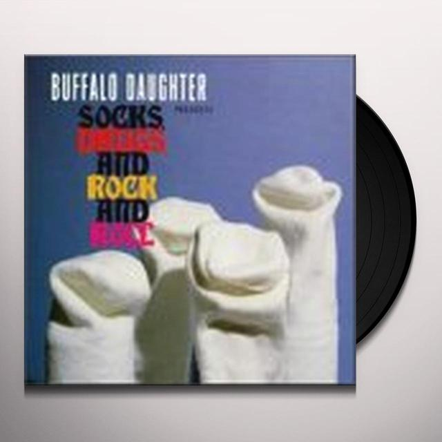 Buffalo Daughter SOCKS DRUGS AND ROCK & ROLL Vinyl Record