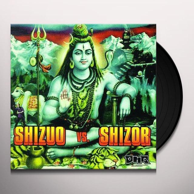 SHIZUO VS. SHIZOR (SWEAT) Vinyl Record
