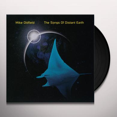 Mike Oldfield SONGS OF DISTANT EARTH Vinyl Record - 180 Gram Pressing