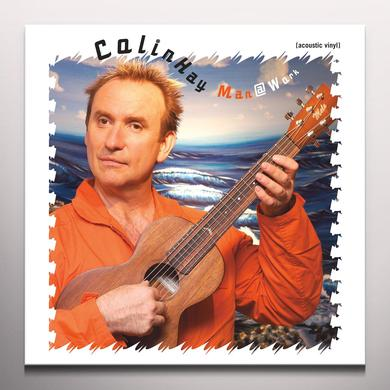Colin Hay MAN AT WORK (ACOUSTIC VINYL) Vinyl Record - Limited Edition, Orange Vinyl