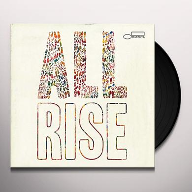 Jason Moran ALL RISE: A JOYFUL ELEGY FOR FATS WALLER Vinyl Record - 180 Gram Pressing