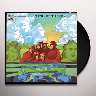 The Beach Boys FRIENDS Vinyl Record