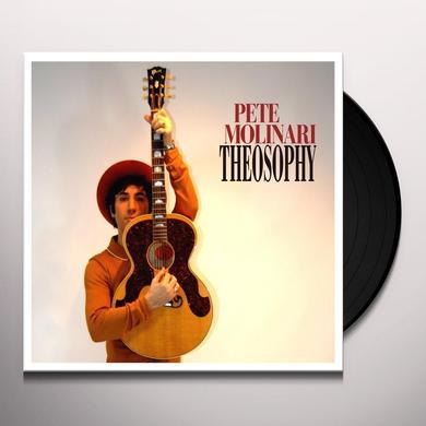 Pete Molinari THEOSOPHY Vinyl Record