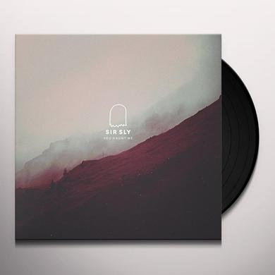 Sir Sly YOU HAUNT ME Vinyl Record