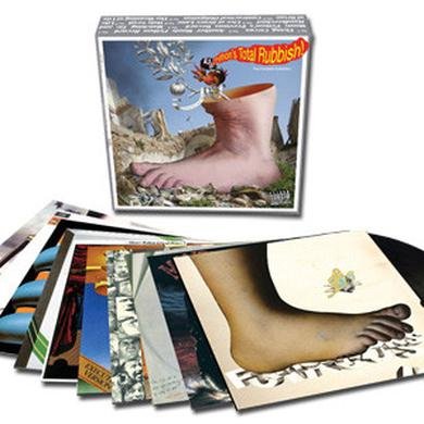 MONTY PYTHON'S TOTAL RUBBISH: COMPLETE COLLECTION Vinyl Record