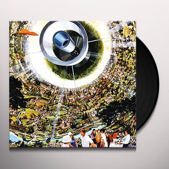 ORACLES STANFORD TORUS Vinyl Record - w/CD