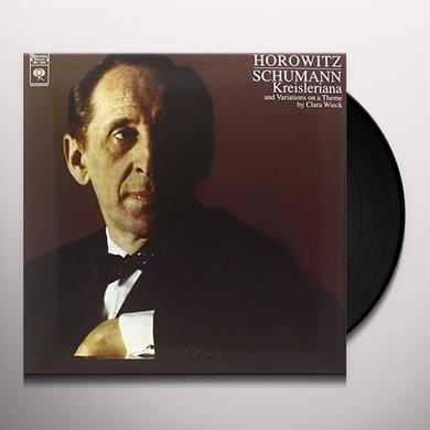 Vladimir Horowitz SCHUMANN - KREISLERIANA Vinyl Record - 180 Gram Pressing