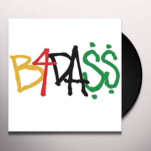 Joey Badass B4.DA.SS Vinyl Record - Gatefold Sleeve