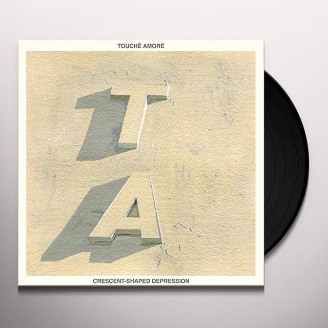 TOUCHE AMORE / TITLE FIGHT SPLIT Vinyl Record