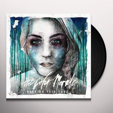 COLOR MORALE HOLD ON PAIN ENDS Vinyl Record