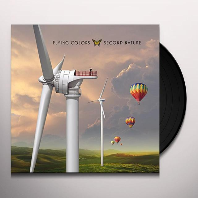 Flying Colors SECOND NATURE Vinyl Record