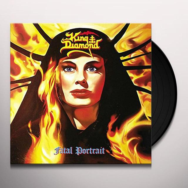 King Diamond FATAL PORTRAIT Vinyl Record