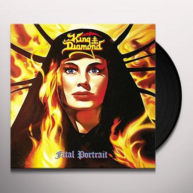 King Diamond FATAL PORTRAIT Vinyl Record - Reissue