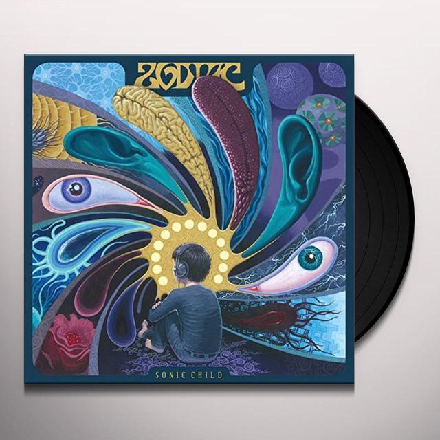 Zodiac SONIC CHILD Vinyl Record