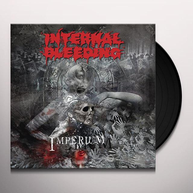 INTERNAL BLEEDING IMPERIUM Vinyl Record