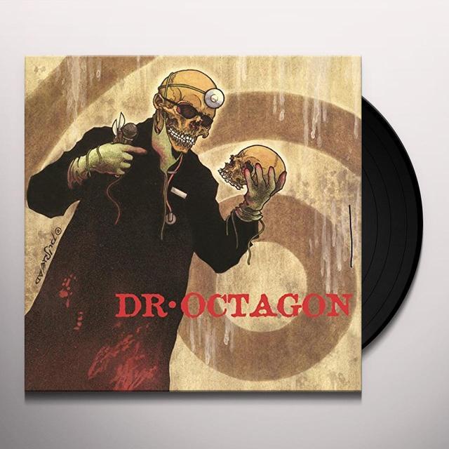 DR OCTAGON Vinyl Record