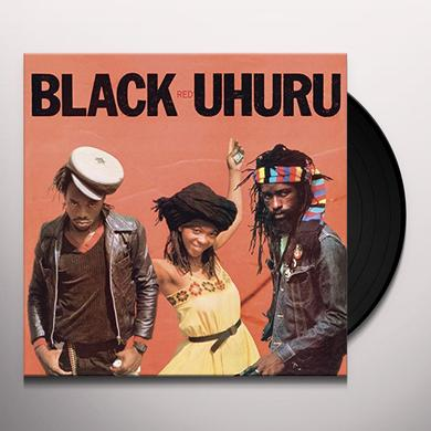 Black Uhuru RED Vinyl Record