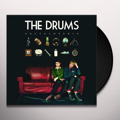 Drums ENCYCLOPEDIA Vinyl Record - Gatefold Sleeve