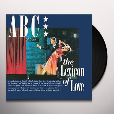 Abc LEXICON OF LOVE Vinyl Record