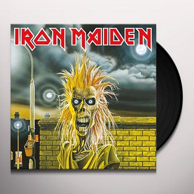 IRON MAIDEN Vinyl Record