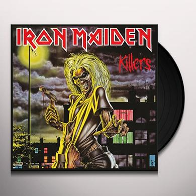 Iron Maiden KILLERS Vinyl Record