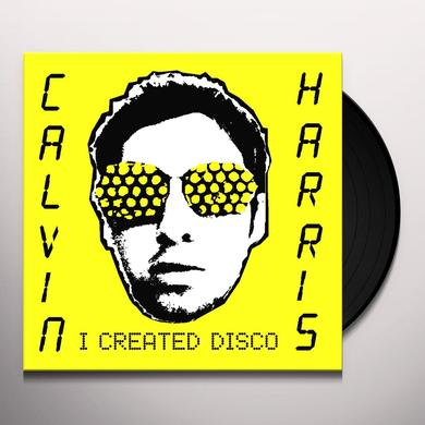 Calvin Harris I CREATED DISCO Vinyl Record - Holland Import