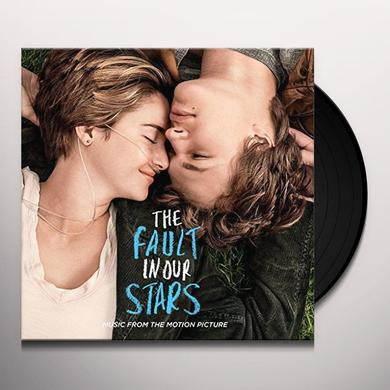 FAULT IN OUR STARS / O.S.T. (DLCD) FAULT IN OUR STARS: MUSIC FROM THE MOTION PICTURE Vinyl Record