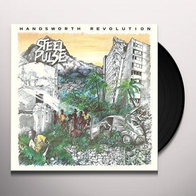 Steel Pulse HANDSWORTH REVOLUTION Vinyl Record
