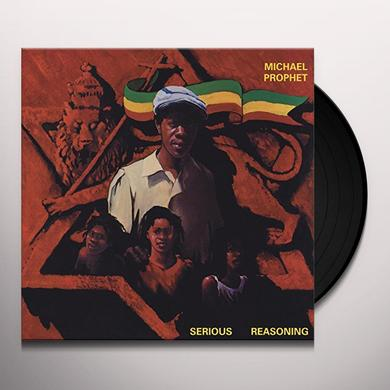 Michael Prophet SERIOUS REASONING Vinyl Record