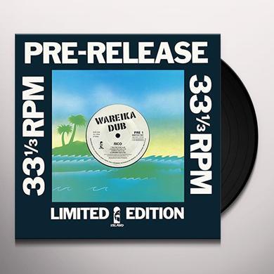 Rico WAREIKA DUB Vinyl Record