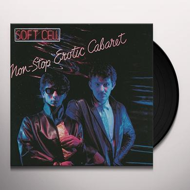 Soft Cell NON-STOP EROTIC CABARET Vinyl Record