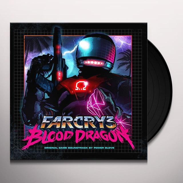 POWER GLOVE (DLCD) FAR CRY 3: BLOOD DRAGON O.S.T. Vinyl Record - Digital Download Included