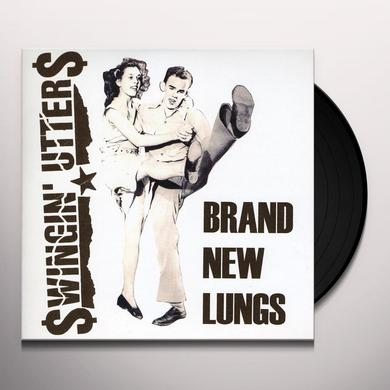 Swingin' Utters BRAND NEW LUNGS Vinyl Record