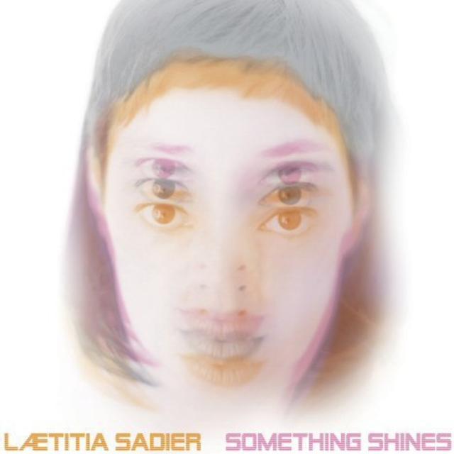 Laetitia Sadier SOMETHING SHINES Vinyl Record