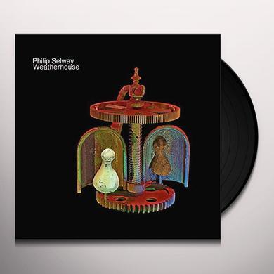 Philip Selway WEATHERHOUSE Vinyl Record