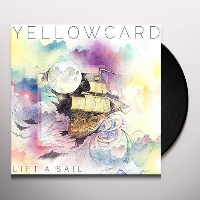 Yellowcard LIFT A SAIL Vinyl Record