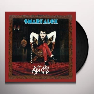 The Adicts SMART ALEX Vinyl Record - Limited Edition