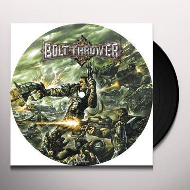 Bolt Thrower HONOUR-VALOUR-PRIDE Vinyl Record - UK Import