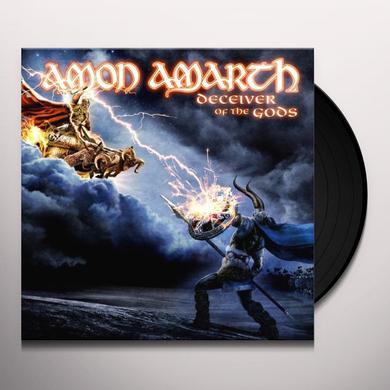 Amon Amarth DECEIVER OF THE GODS Vinyl Record - UK Import