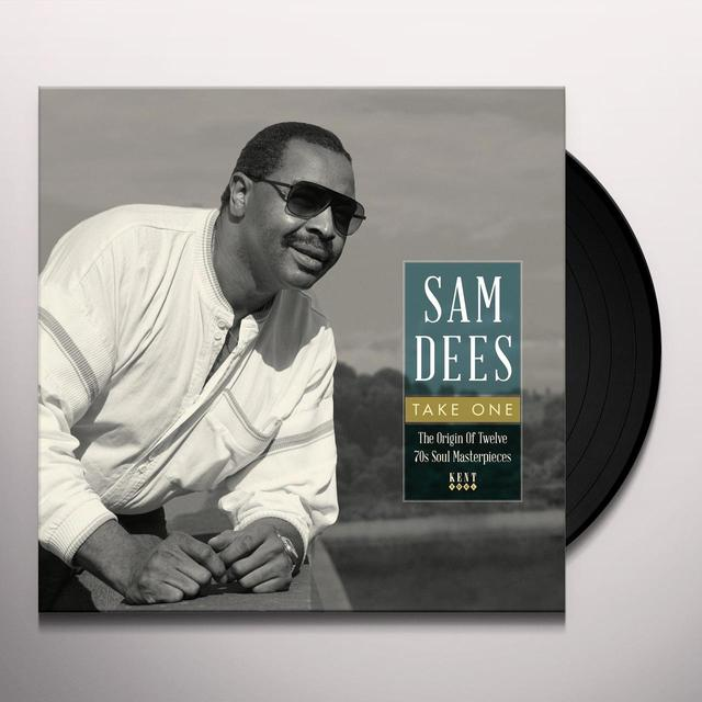 Sam Dees TAKE ONE: ORIGIN OF TWELVE 70S SOUL MASTERPIECES Vinyl Record