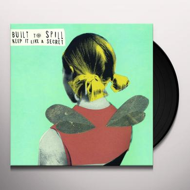 Built To Spill KEEP IT LIKE A SECRET Vinyl Record - Holland Import