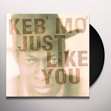 Keb' Mo' JUST LIKE YOU Vinyl Record - Holland Import