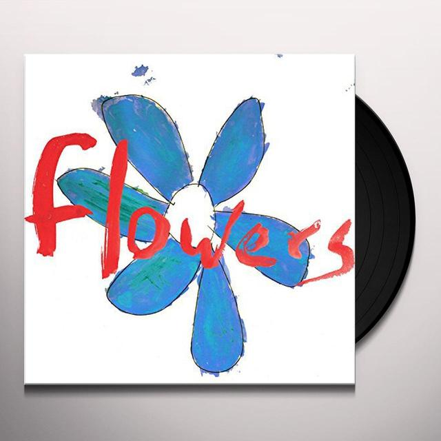 FLOWERS Vinyl Record - UK Import