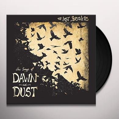 THE LOST BROTHERS NEW SONGS OF DAWN & DUST Vinyl Record - UK Import