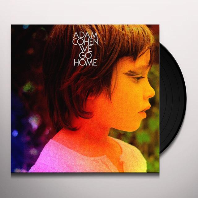 Adam Cohen WE GO HOME Vinyl Record