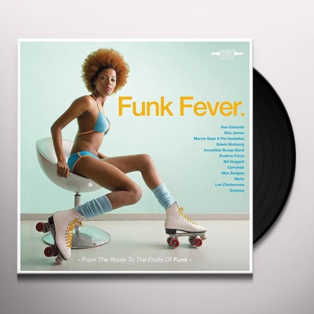 FUNK FEVER / VARIOUS (CAN) FUNK FEVER / VARIOUS Vinyl Record - 180 Gram Pressing, Canada Import